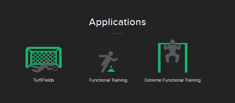 TurfX Applications