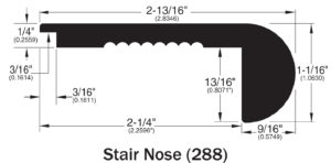 Stair-Nose