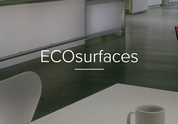 ECOsurfaces Header