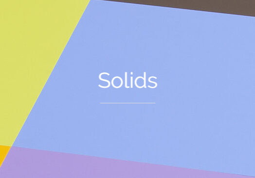 Solids Header