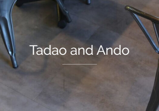 Tadao and Ando Header