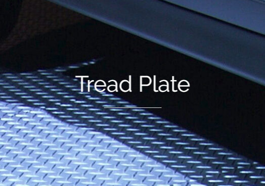Tread Plate Header
